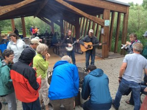 BBQ Shabbat with Special Musical Guest @ Owen Bircher Park | Wilson | Wyoming | United States