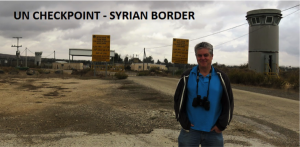 Israel's Border: Threats are a stone's throw Away @ JHJC Center in the Centennial Bldg | Jackson | Wyoming | United States