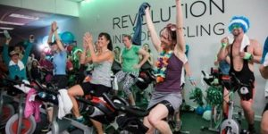 Sisterhood Spin Class @ Revolution Indoor Cycle | Jackson | Wyoming | United States