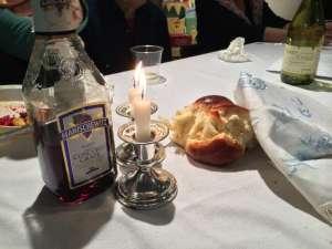 Shabbat Dinner @ JHJC in the Centennial Bldg