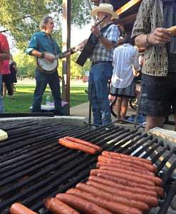 Annual BBQ Shabbat with musical guest @ Owen Bircher Park